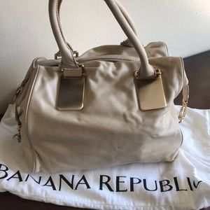 Brand new Extremely soft leather Banana Republic .